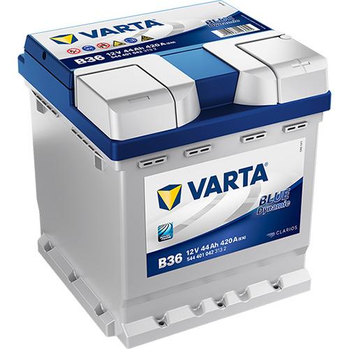 VARTA Blue Dynamic B36 44Ah 420A