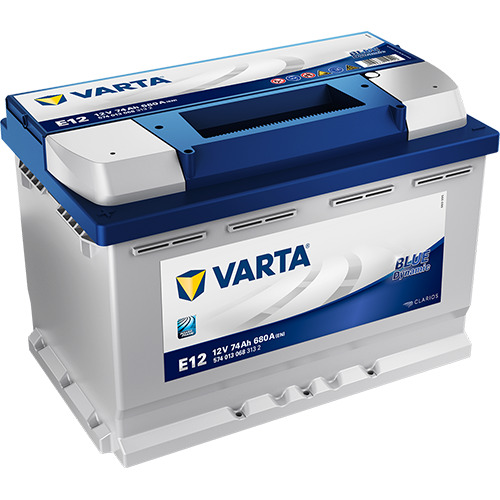 VARTA Blue Dynamic E12 74Ah 680A