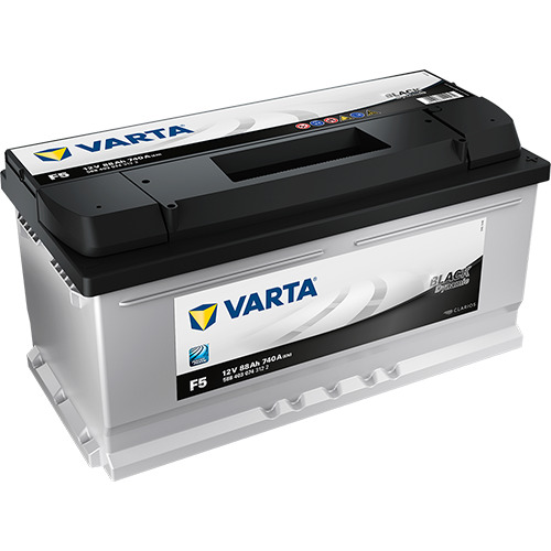 VARTA Black Dynamic F5 88Ah 740A