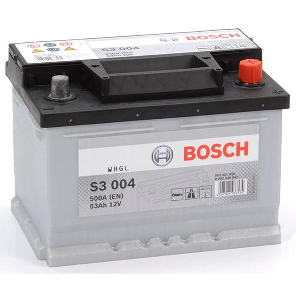 BOSCH S3004 53Ah 470A