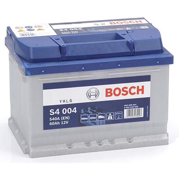 BOSCH S4004 60Ah 540A