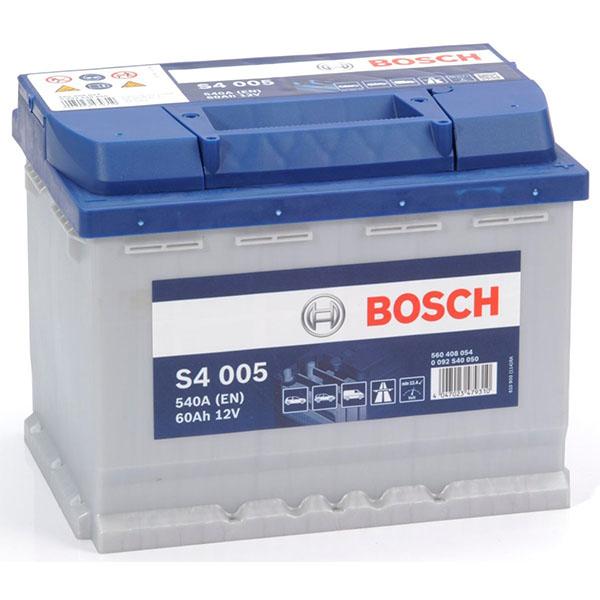 BOSCH S4005 60Ah 540A