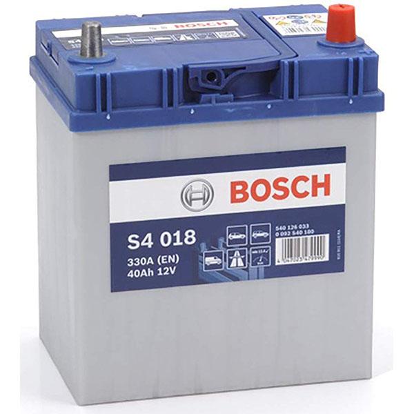 BOSCH S4018 40Ah 330A