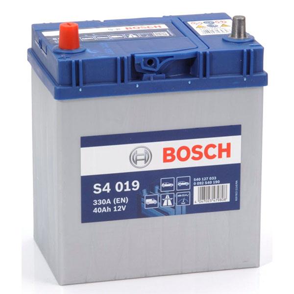 BOSCH S4019 40Ah 330A