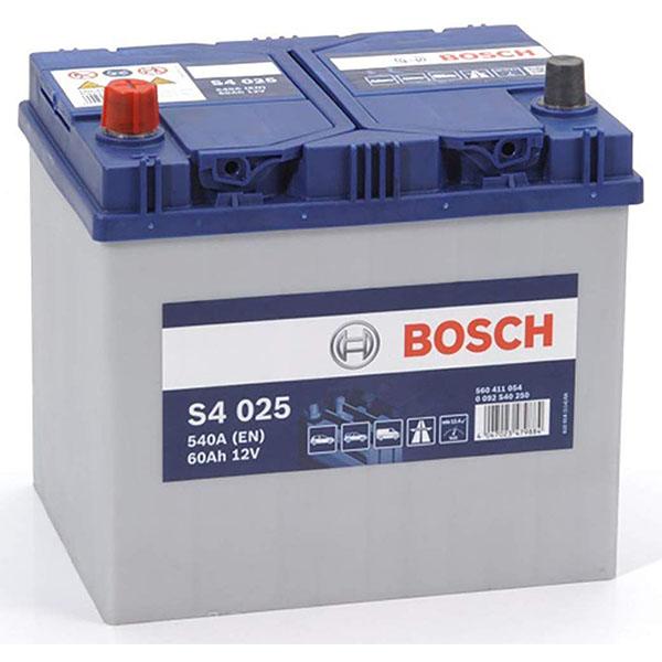BOSCH S4025 60Ah 540A