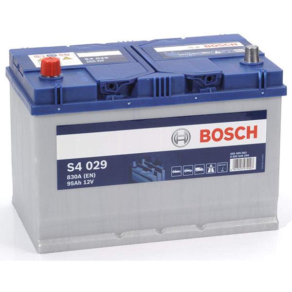 BOSCH S4029 95Ah 830A