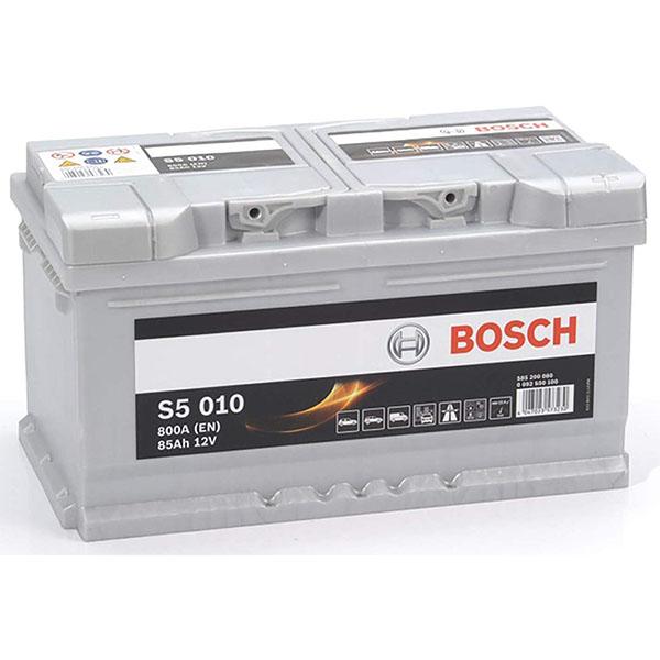 BOSCH S5010 85Ah 800A