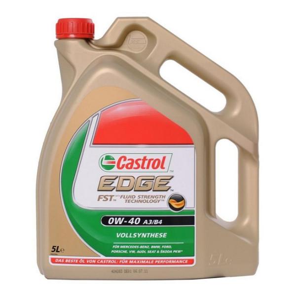 Castrol EDGE Titanium 0W-40 FST A3/B4 5L