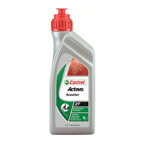 Castrol Power1 Scooter 2T ACT EVO 1L