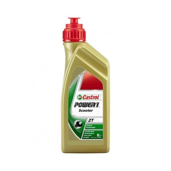 Castrol Power1 Scooter 2T 1L
