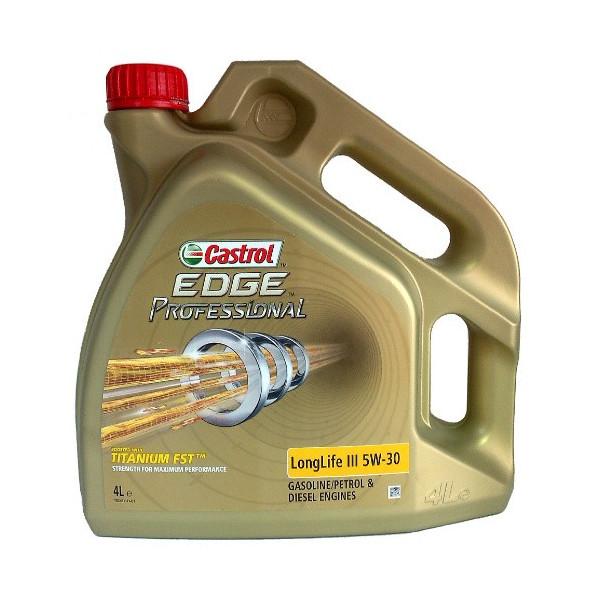 Castrol EDGE Professional Titanium 5W-30 LL III 4L