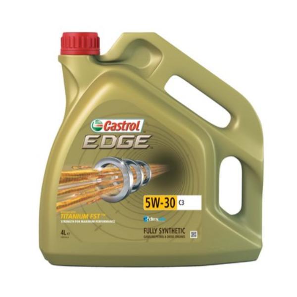 Castrol EDGE Titanium 5W-30 FST C3 4L