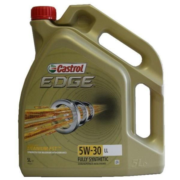Castrol EDGE Titanium 5W-30 FST LL 5L