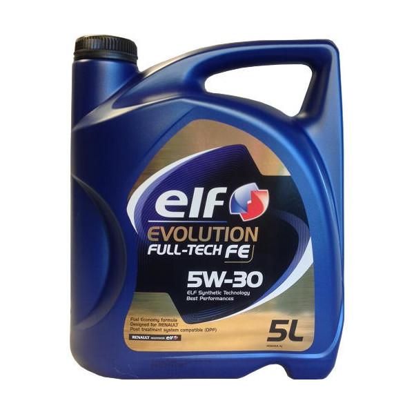 Elf Evolution Fulltech FE 5W-30 5L