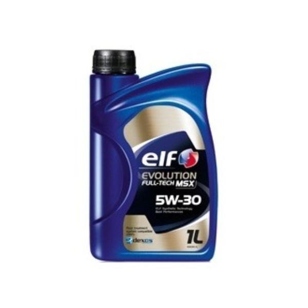 Elf Evoliution Fulltech MSX 5W-30 1L