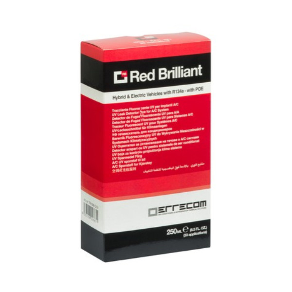 Errecom Red Brilliant 250  ml