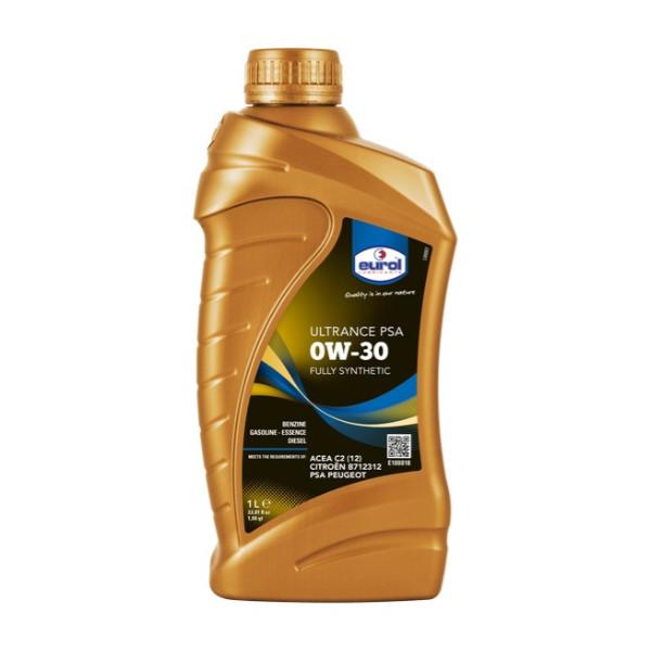 Eurol Ultrance PSA 0W-30 1L