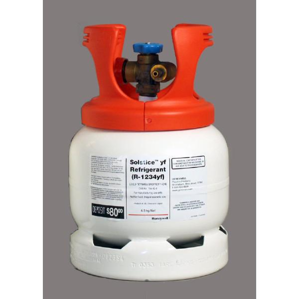 Honeywell R1234yf Refrigerant 5 kg