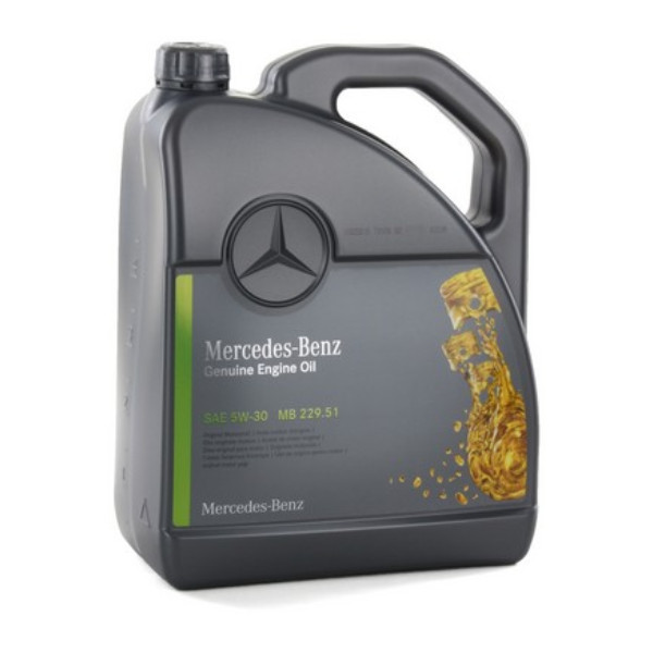 MB Motor Oil 229.51 5W-30 5L
