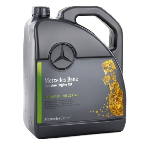 MB Motor Oil 229.52 5W-30 5L