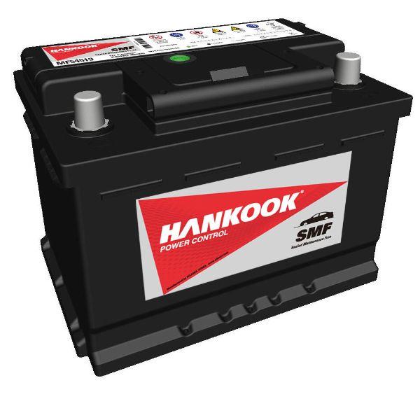 HANKOOK SMF MF56077 60Ah 510A