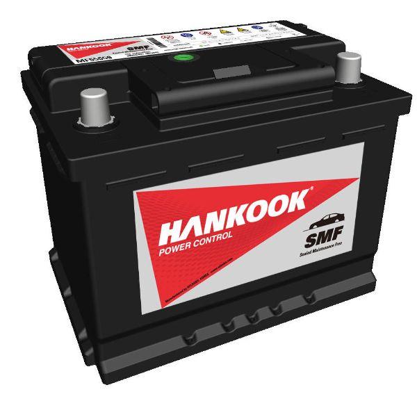 HANKOOK SMF MF60046 100Ah 800A