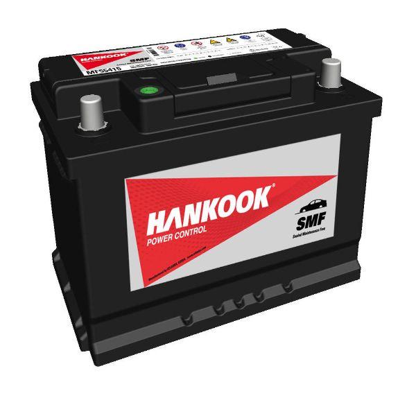 HANKOOK SMF MF57220 72Ah 610A