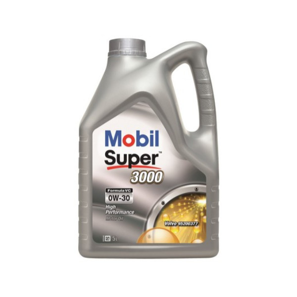 Mobil Super™ 3000 Formula VC 0W-30 5L