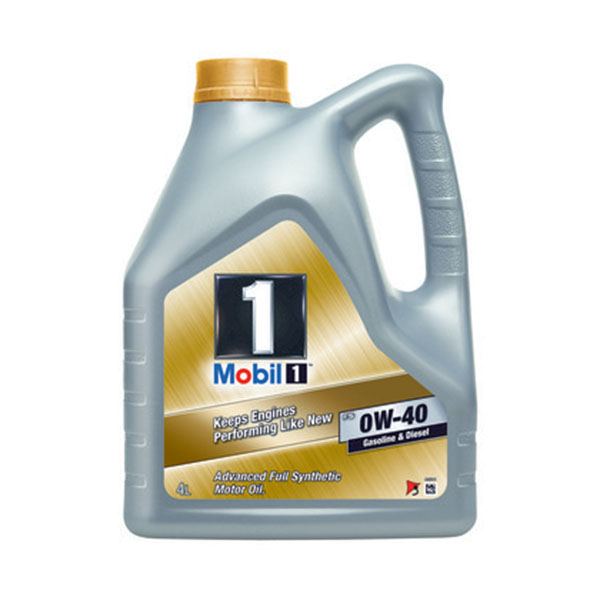 Mobil 1™ FS 0W-40 4L
