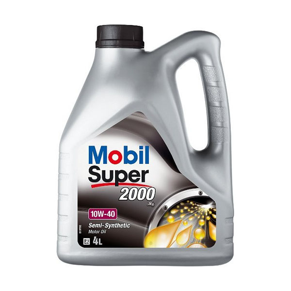 Mobil Super™ 2000 10W-40 4L