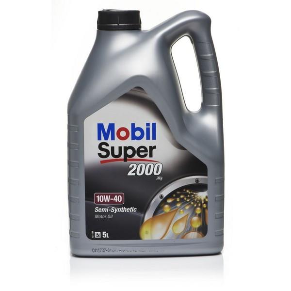 Mobil Super™ 2000 10W-40 5L