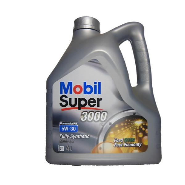 Mobil Super™ 3000 Formula FE 5W-30 4L