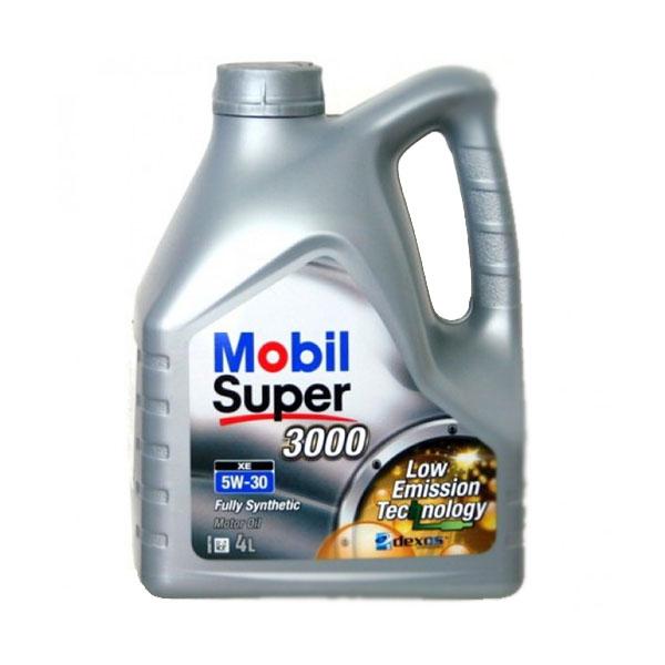 Mobil Super™ 3000 XE 5W-30 4L