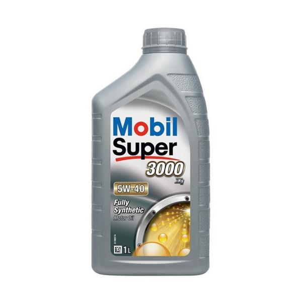 Mobil Super™ 3000 X1 5W-40 1L