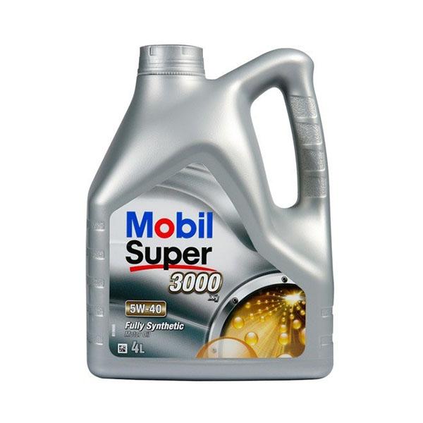 Mobil Super™ 3000 X1 5W-30 4L