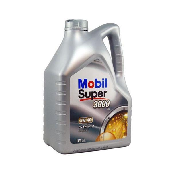 Mobil Super™ 3000 X1 5W-30 5L