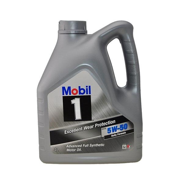 Mobil 1™ FS 5W-50 4L