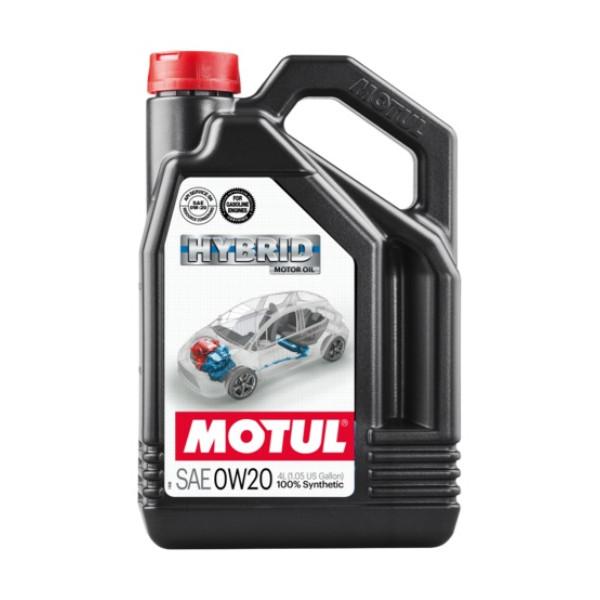 Motul Hybrid 0W-20 4L