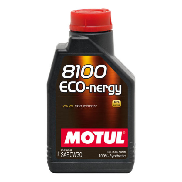 Motul 8100 Eco-Nergy 0W-30 1L