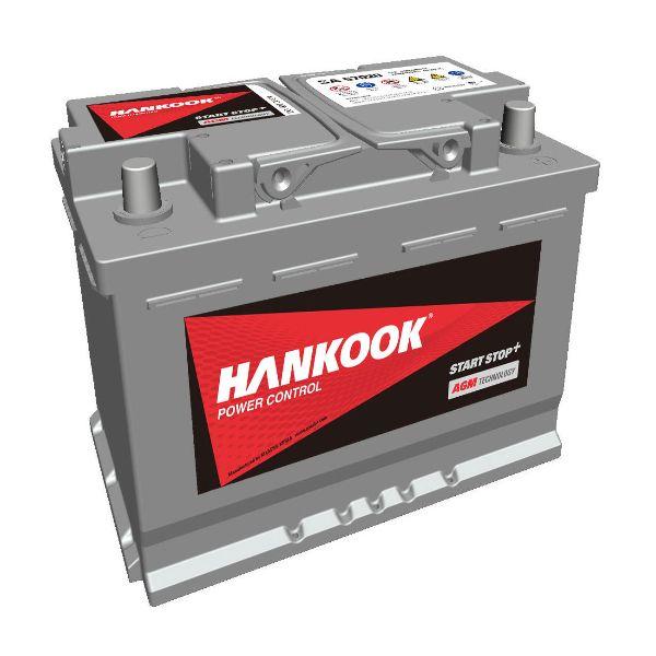 HANKOOK AGM SA57020 70Ah 760A