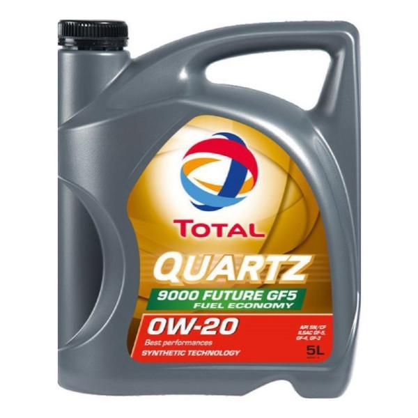 Total Quartz Future GFC 0W-20 5L