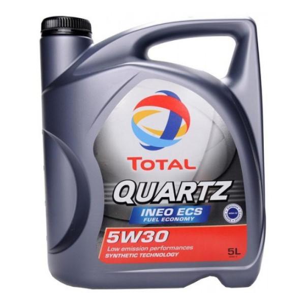 Total Quartz Ineo ECS 5W-30 5L