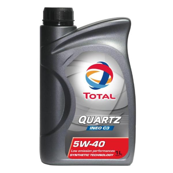 Total Quartz Ineo C3 5W-40 1L
