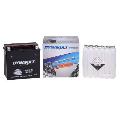 Dynavolt DTX14-BS AGM 12 Ah