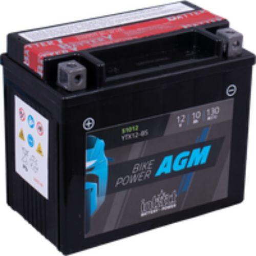 IntAct YTX12-BS AGM 10 Ah