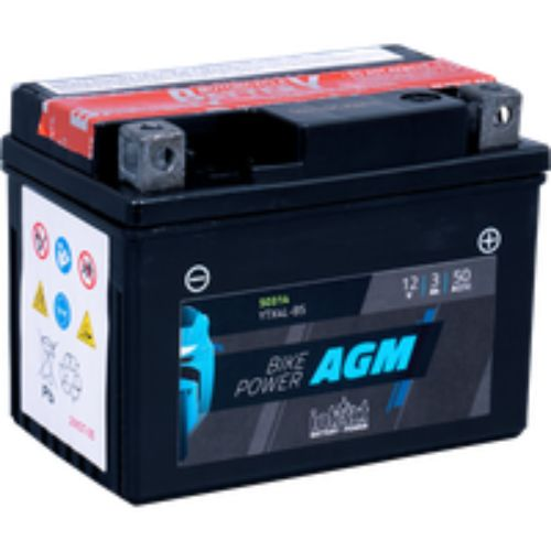 IntAct YTX4L-BS AGM 3 Ah